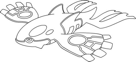 pokemon coloring pages groudon and kyogre primal kyogre pokemon coloring pages sketch coloring page