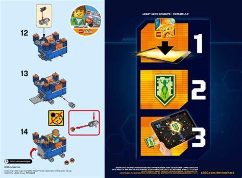 Diskon Lego 30372 Nexo Knights Robin S Mini Fortrex lego robin s mini fortrex 30372 nexo knights