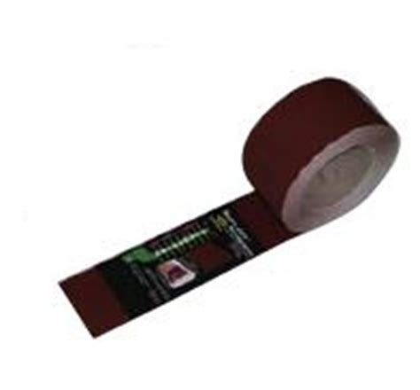 150 grit flex cloth sandpaper 2 3 4 x 354 roll 9