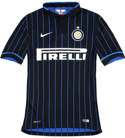 Intermilan Home Jersey 20142015 new inter milan home kit 14 15 nike inter jersey 2014 2015 football kit news new soccer jerseys