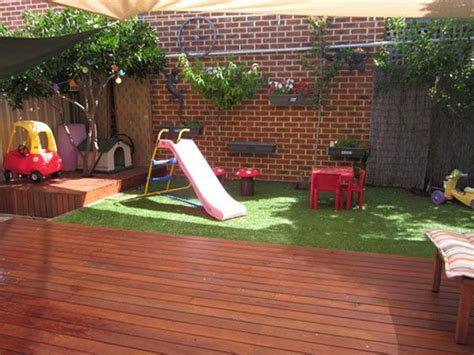 Small Garden Ideas For Children 25 Best Ideas About Small Backyard Decks On