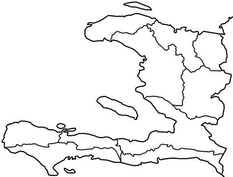 haiti map coloring page girlshopes