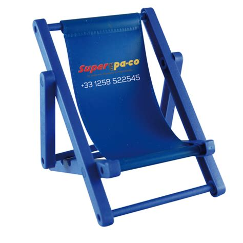 Cell Phone Chair by Deck Chair R Jp International