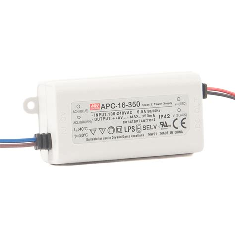 Power Supply Well Led Driver Apc 8 well apc 16 watt 16w led driver power supply to