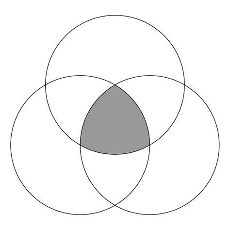 tri venn diagram printable venn diagrams diagram site