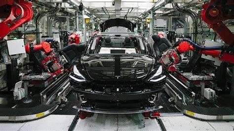 Production Tesla Model 3
