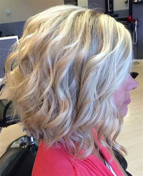 bob haircuts curly 2015 wavy bob hairstyles the best short hairstyles for women 2015