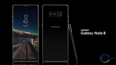 Samsung Galaksi Note 8 Samsung Galaxy Note 8 Release Date Specifications And
