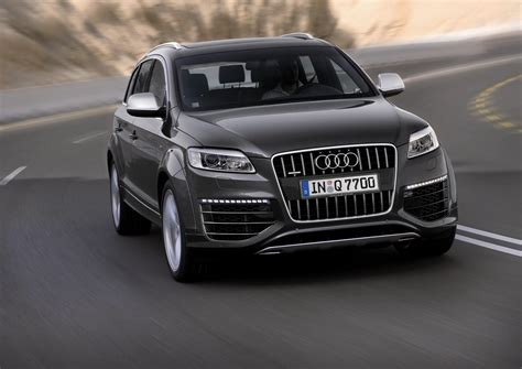 Audi Q7 V12 Tdi Price by Audi Q7 V12 Tdi Quattro Priced At 130 600 Top Speed