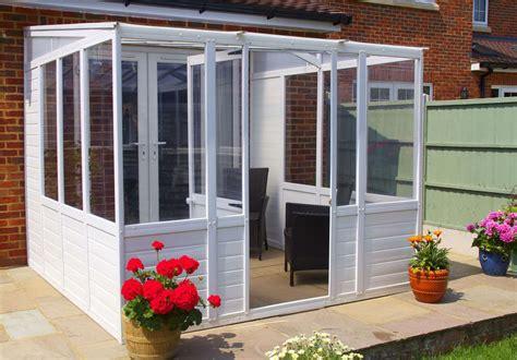 norfolk greenhouses ultimate sunroom white