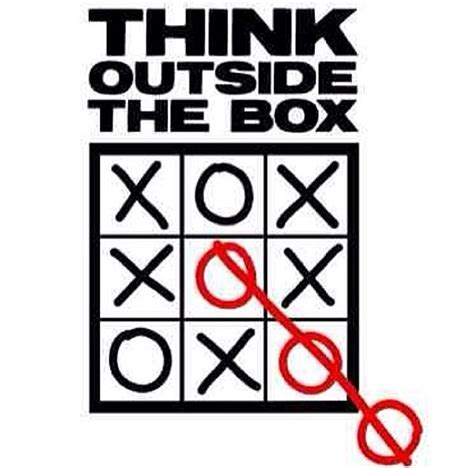 Think Outside Of The Box think outside the box pictures photos and images for
