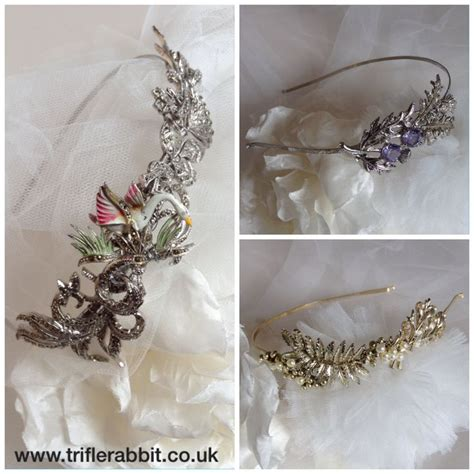 Vintage Wedding Hair Slides Uk by 132 Best Vintage Tiaras Weddings Triflerabbit Images