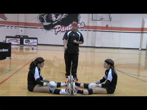 volleyball setting drills for advanced players volleyball setting drill multiple balls 1 youtube