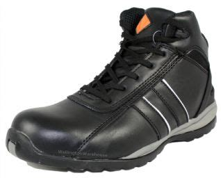 river safety low boots black et safety c8137 low hiker safety black boots