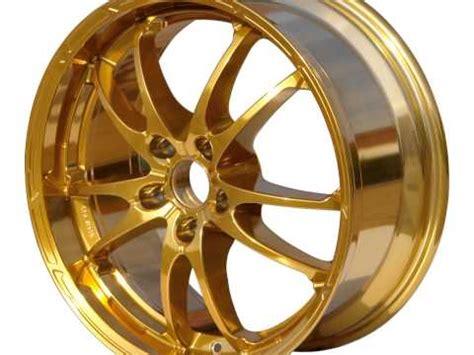 Gold Chrome Polieren by Teamapt Pulverbeschichten Gold Goldpulvern Lackieren