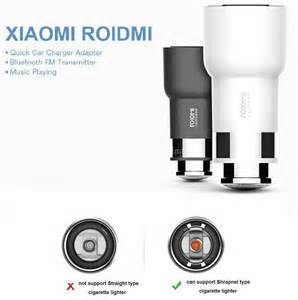 Xiaomi Connected Car Xiaomi Roidmi Bluetooth Fm Transmitter Usb Car Charger 2