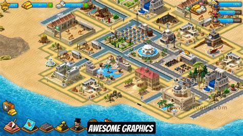 city island 4 sim town بازی شهر رویایی برای اندروید paradise city island sim 1 1