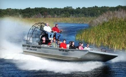 everglades boats for sale in louisiana airboat nature tours boggy creek airboat rides groupon