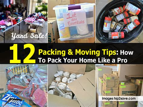 packing and moving tips 12 packing moving tips how to pack your home like a pro