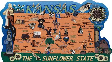 Kansas The 34th State by January 29th 1861 Kansas Became The 34th State In The