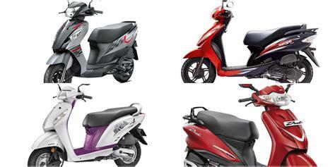 Suzuki Wego Honda Activa I Vs Motocorp Duet Vs Tvs Wego Vs