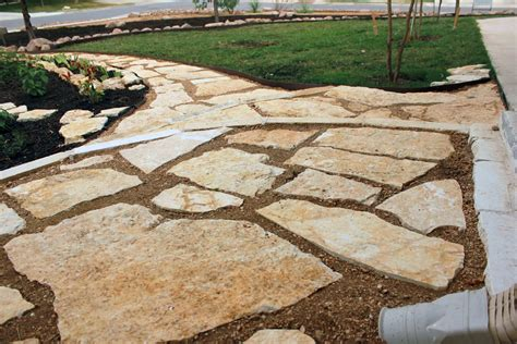 flagstone patio designs wallpaper flagstone
