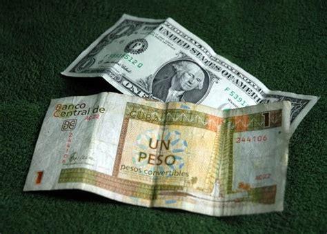banco de cuba cambio nuevas tasas de cambio para el d 243 lar en cuba acuerdo no