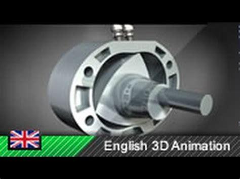 wankel engine rotary engine   works animation youtube