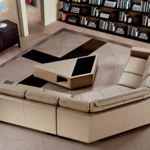 contemporary leather living room furniture furniture modern leather sectional for contemporary
