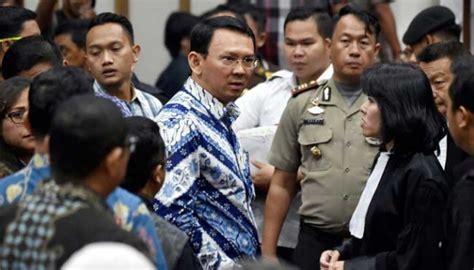 ahok novanto ahok appeals for blasphemy guilty verdict national
