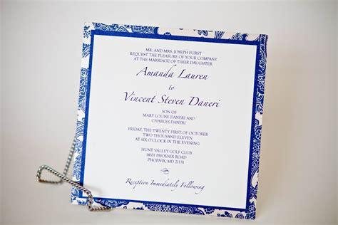 Einladungskarten Hochzeitsfeier by Kindly R S V P Designs July 2012