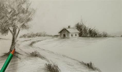 faire un croquis de maison faire un croquis de maison 1 dessiner un paysage