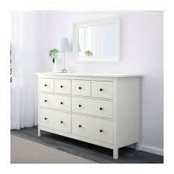 white ikea dresser hemnes chest of 8 drawers white 160x95 cm ikea
