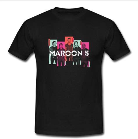 T Shirt Maroon 5 04 T Shirt Maroon 5 05 T Shirt Maroon 5 06 maroon 5 photo blocks t shirt