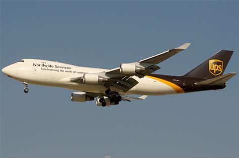 ups airlines flight 6