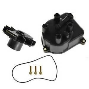 distributor cap rotor kit set for acura integra honda