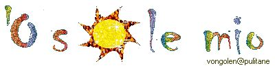 o sole mio testo profilo di corallinadoc su libero community