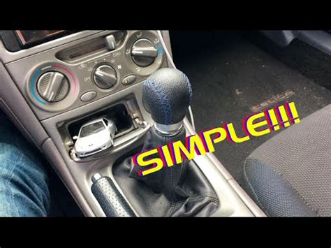 learn how to drive a manual car super easy tutorial youtube