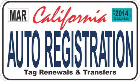 we now offer dmv registration services applied