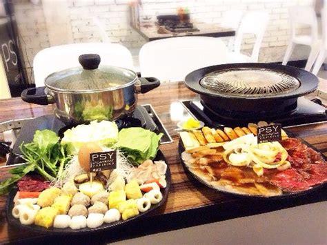 steamboat psy bandung psy steamboat yakiniku bandung restaurant reviews