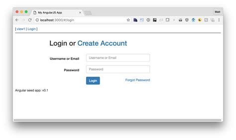 tutorial javascript login tutorial get started with angularjs spring boot and