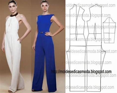 jumpsuit stitching pattern 32 best como hacer un mono images on pinterest pants