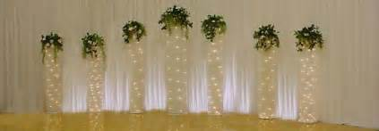 Curtain Backdrop Stand Wedding Backdrops Backgrounds Decorations Columns