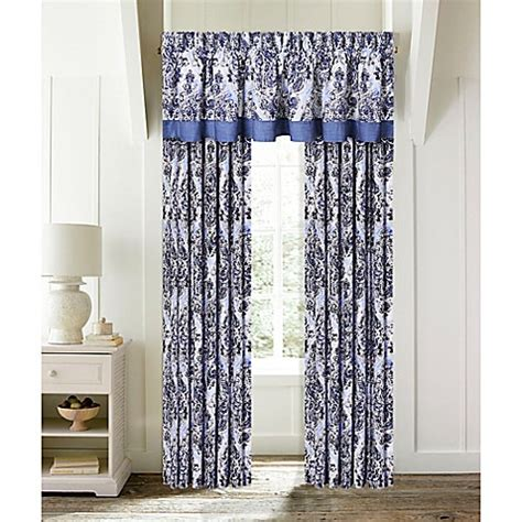 piper curtains buy piper wright santorini 84 inch window curtain panel