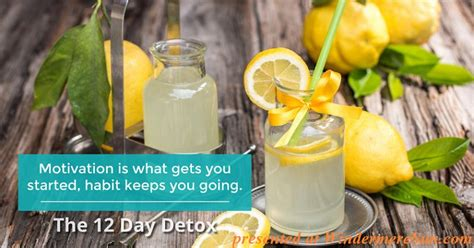 12 Day Detox by 12 Day Detox With Dill At Indiego Spa Wellness