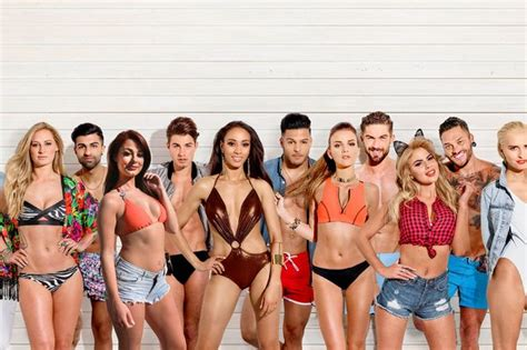 celebrity love island uk love island star luis praised by co stars for sleeping