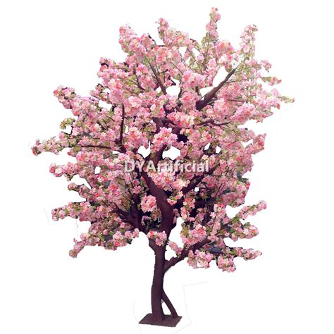 250cm artificial cherry blossom tree with real wooden