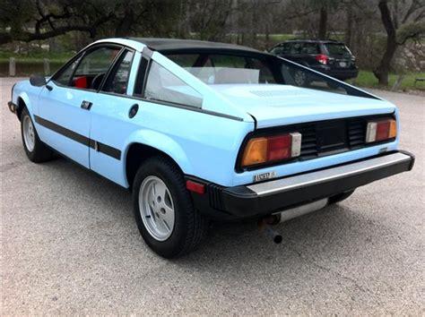 Lancia Scorpion For Sale Usa Classic Italian Cars For Sale 187 Archive 187 1977 Lancia