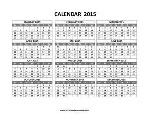 12 month calendar template 2015 image gallery 2015 12 month calendar