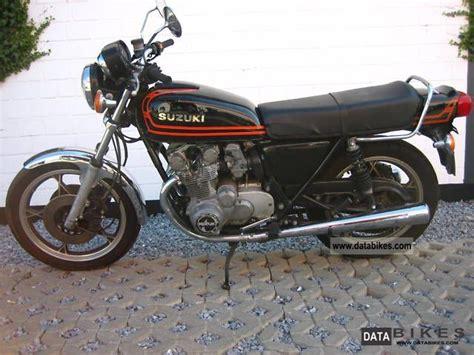 Suzuki 6 Zylinder Motorrad by 1980 Suzuki Gs 500 4 Cylinder